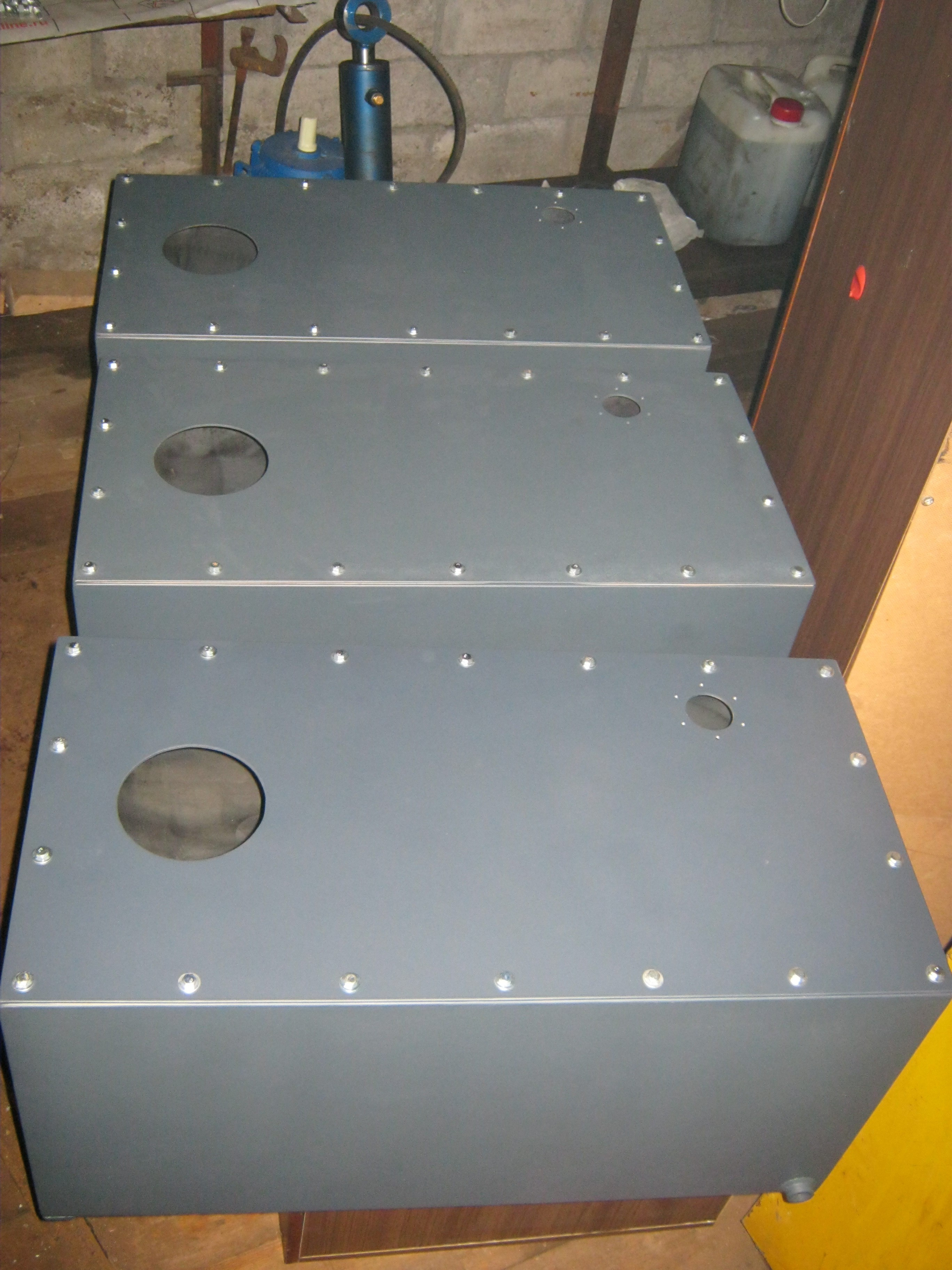 Делаем гидроаккумулятор своими руками с минимальными затратами на материалы